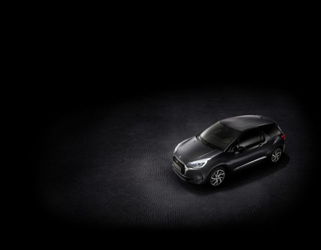 DS 3 Black Lezard. Foto: © DS Automobiles