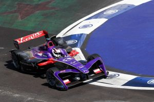 DS Virgin Racing beim FIA Formel E - Mexico City E-Prix © DS Automobiles