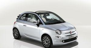 Der neue Fiat 500 Collezione Neues Sondermodell als Limousine und Cabriolet mit Stoffverdeck © Fiat