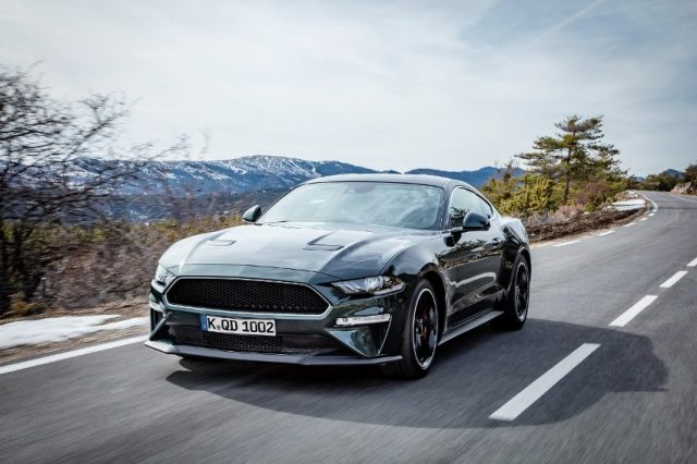Ford Mustang Bullitt Sonderedition 2018 © Ford