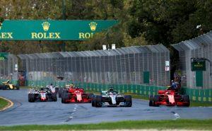 Formel 1 - Mercedes-AMG Petronas Motorsport, Großer Preis von Australien 2018. Lewis Hamilton © Mercedes Motorsport