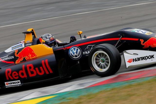 FIA Formula 3 European Championship Test Spielberg