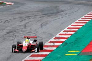 4 Mick Schumacher (DEU, PREMA Theodore Racing, Dallara F317 – Mercedes-Benz), FIA Formel 3 Europameisterschaft Test Spielberg (AUT)