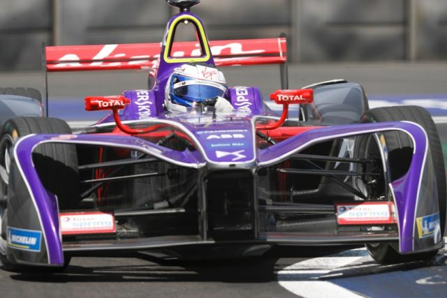 Formel E DS Virgin Racing © DS Automobile