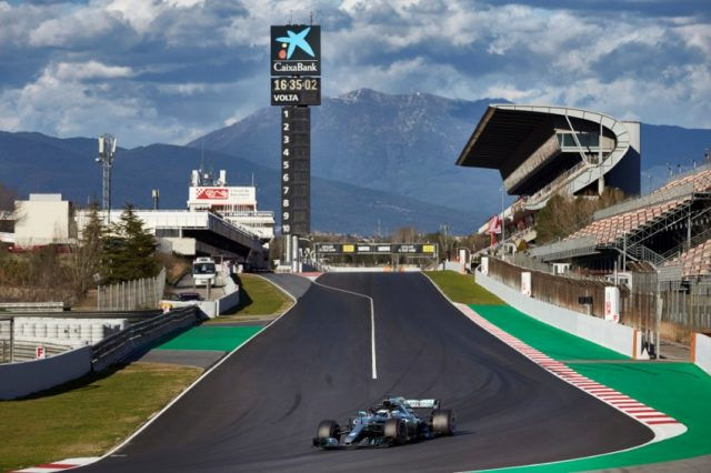 Formel 1 Barcelona Tests 2018 Foto: © Mercedes Motorsport - Daimler AG