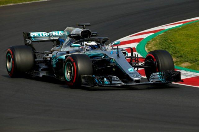 Mercedes-AMG Petronas Motorsport F1 2018 BarcelonaTests © Mercedes Motorsport- Daimler AG