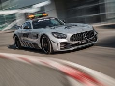 Formel1 Mercedes-AMG GT R Official F1 Safety Car 2018 © Daimler AG