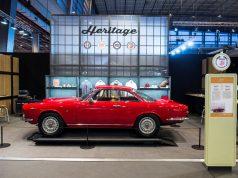 Heritage Salon Retromobile © FCA