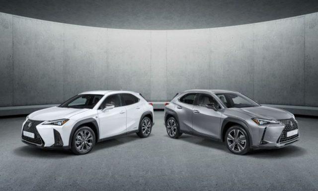 Lexus UX Crossover-SUV Foto: © Lexus
