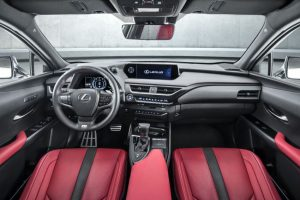 Crossover SUV Lexus UX Innenraum Foto: © Lexus