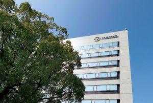 Mazda Motor Corporation Zentrale in Hiroshima, Japan © Mazda