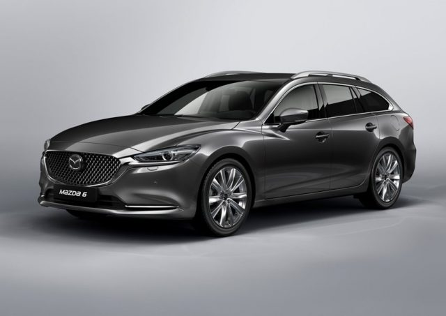 Neuer Mazda6 Facelift 2018 Foto: © Mazda