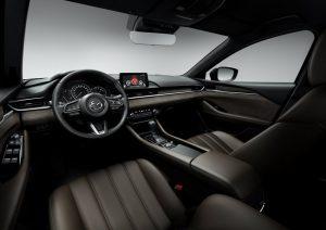 Mazda6 Kombi Facelift 2018 Interieur-Cockpit Foto: © Mazda