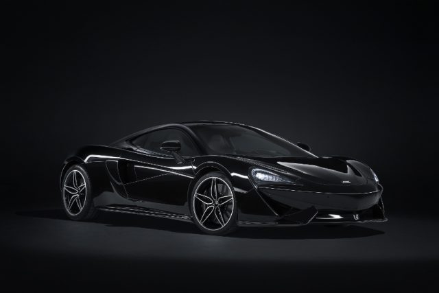 McLaren 570GT MSO Black Collection copy; McLaren Automotive