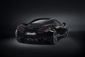 McLaren 570GT MSO Black Collection Heckansicht copy; McLaren Automotive