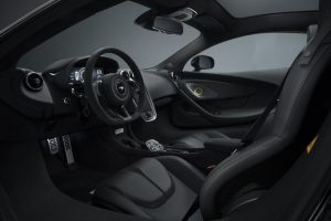 McLaren 570GT MSO Black Collection Innenausstattung copy; McLaren Automotive
