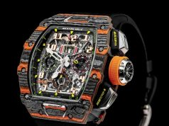 McLaren Automatic Flyback Chronograph RM 11-03 © McLaren Automotive