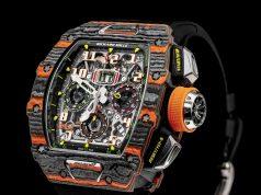 McLaren Automatic Flyback Chronograph RM 11-03 © McLaren Automotive