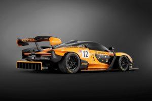 McLaren, Senna, GTR, Concept, Orange Foto: © McLaren Automotive
