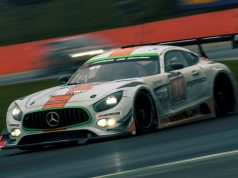 #31 ROFGO Racing Mercedes-AMG GT3 12h Silverstone © Daimler AG