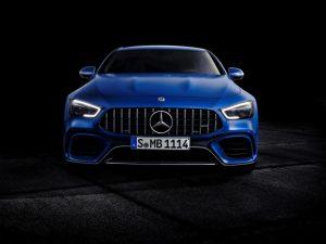 Mercedes-AMG GT 63 S 4MATIC+ 4-Türer Coupé, AMG Silver-Chrome Paket Foto: © Daimler AG