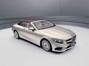 Mercedes-Benz S-Klasse Cabrio Exclusive Edition Foto: © Daimler AG