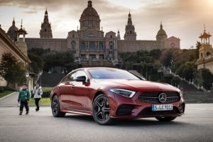Mercedes-Benz CLS 450 4MATIC  Foto: © Daimler AG