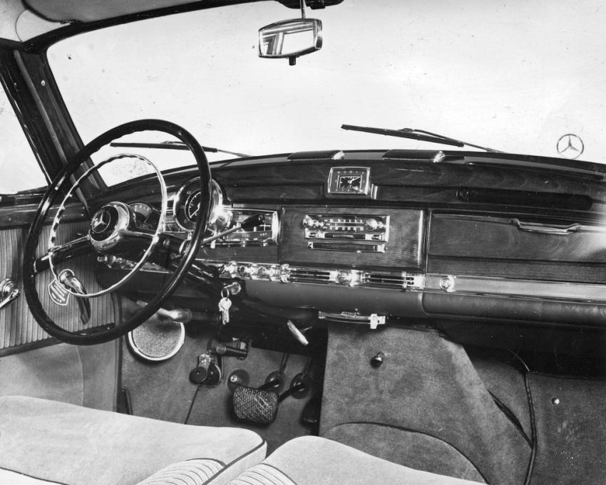 wichtige mercedes benz innovationen des jahres 1958 newscode nachrichten. Black Bedroom Furniture Sets. Home Design Ideas