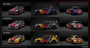 Peugeot 208 WRX Peugeot greift mit neuem 208 WRX in der Rallycross-WM an Foto: © Peugeot