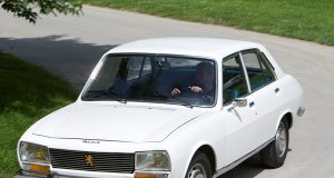 "Peugeot 504 Car of the Year"" 1969 Foto: © Peugeot"