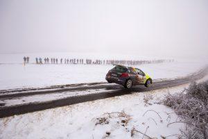 DRM ADAC Saarland-Pfalz Rallye 2018  Roman Schwedt/Christoph Gerlich, Peugeot 207 S2000 Foto: © Peugeot