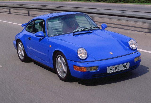 Porsche 911 Carrera Coupe 3.6 Liter (1988) © Porsche