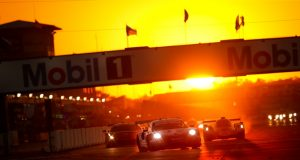 12h Sebring 2018 Porsche 911 RSR (911), Porsche GT Team: Patrick Pilet, Nick Tandy, Frederic Makowiecki copy; Porsche Motorsport