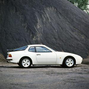 Porsche 944 Turbo © Porsche