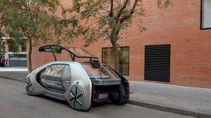 EZ-GO, Concept Car, Shared-Mobility-Studie Foto: © Renault