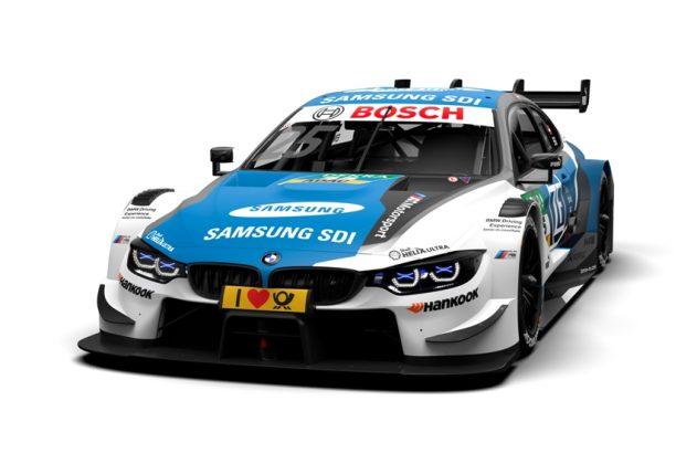 SAMSUNG BMW M4 DTM, Philipp Eng Foto:© BMW Motorsport BMW AG