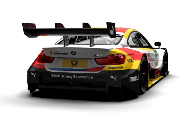 Shell BMW M4 DTM, Augusto Farfus Foto: © BMW Motorsport BMW AG