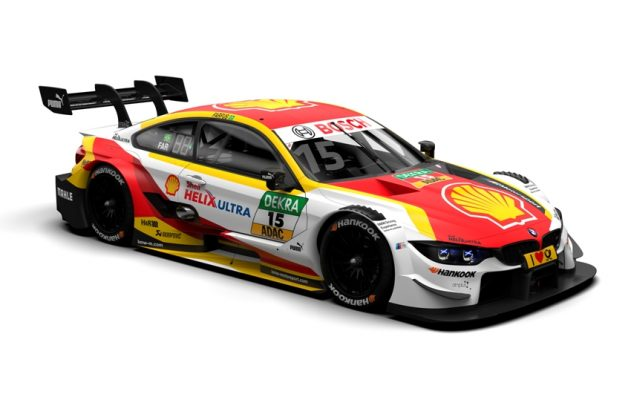 Shell BMW M4 DTM, Augusto Farfus Foto: © BMW Motorsport BMW AG