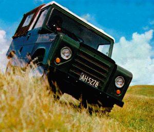 Bekanntester Vertreter der Skoda SUV-Tradition ist der TREKKA. Auf Basis des OCTAVIA COMBI-Fahrgestells entstanden in Neuseeland zwischen 1966 und 1972 fast 3.000 Exemplare des robusten Hecktrieblers. © Skoda