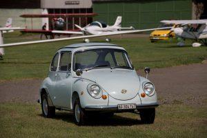 Subaru 360 ging am 5. März 1958 in Serie  Foto: © Subaru