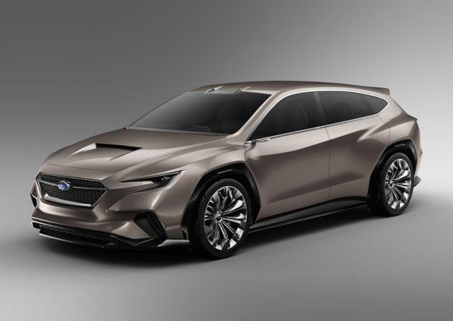 Subaru VIZIV Tourer Concept Foto: © Subaru