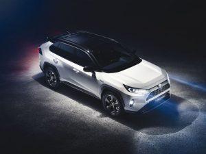 Toyota RAV4 fünfte Generation © Toyota