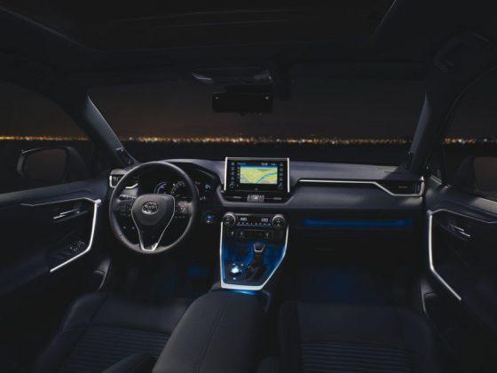 Toyota RAV4 Innenraum der fünften Generation des RAV4 © Toyota