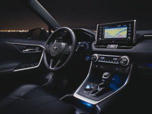 Toyota RAV4 Interieur der fünften Generation des RAV4 © Toyota