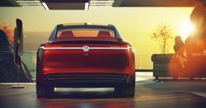 Volkswagen I.D. VIZZION Limousine der Zukunft Foto: © Volkswagen AG