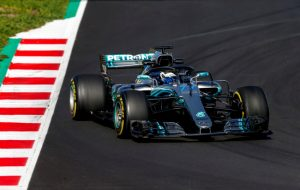 Formel 1, Barcelona Tests Valtterie Bottas Mercedes-AMG Petronas Motorsport Foto: © Mercedes Motorsport Daimler AG