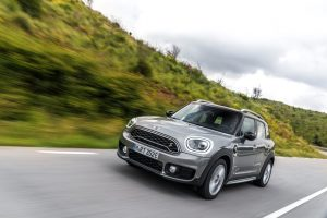 MINI Cooper S E Countryman ALL4 © BMW AG