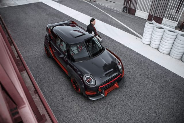 MINI John Cooper Works GP Concept © BMW AG
