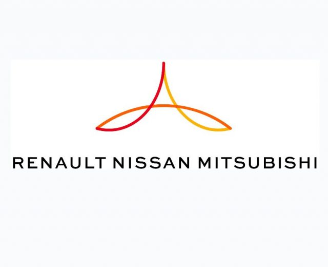 Allianz Renault-Nissan-Mitsubishi Logo © Renault