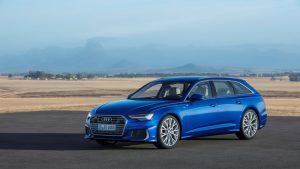 Audi A6 Avant Modell 2018 © AUDI AG